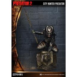 Predator: Predator 2 3D Wall Art City Hunter Predator 79 cm