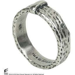 Outlander: Claire's Wedding Ring (Sterling Silver)