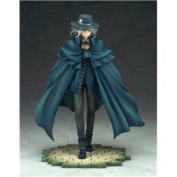 Fate/...: Fate/Grand Order Statue 1/8 Avenger King of the Cavern Edmond Dantes 24 cm
