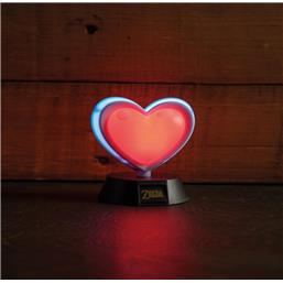 Heart Container 3D Lampe 10 cm