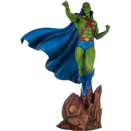 DC Comics: DC Comic Super Powers Collection Maquette Martian Manhunter 46 cm