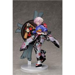 Fate series: Fate/Grand Order PVC Statue 1/7 Grand New Year Mash Kyrielight 28 cm