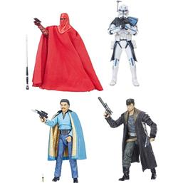 Star Wars Black Series Action Figures 15 cm 2018 Wave 1 4-Pack