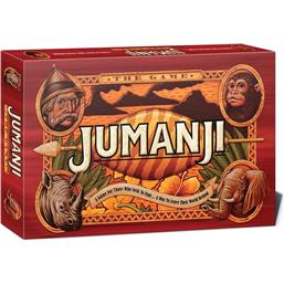 Jumanji: Jumanji Board Game *English Version*