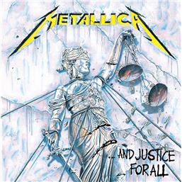 Metallica: Justice for All Framed Canvas 40 x 40 cm
