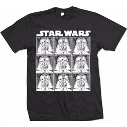 Star Wars: Darth Vader Repeat T-Shirt