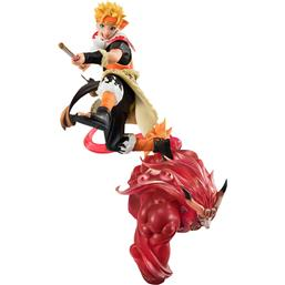 Naruto Shippuden G.E.M. Series Remix PVC Statue 1/8 Uzumaki Naruto (The Monkey King) 20 cm