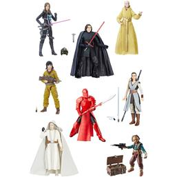 Star Wars Black Series Action Figures 15 cm 2017 Wave 5 8-Pack