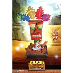 Crash Bandicoot: Crash Bandicoot Life-Size Replica Aku Aku Mask 65 cm