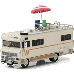 Dale's 1973 Winnebago Chieftain with Umbrella 1/64