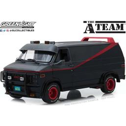 A-Team Diecast Model 1/18 1983 GMC Vandura