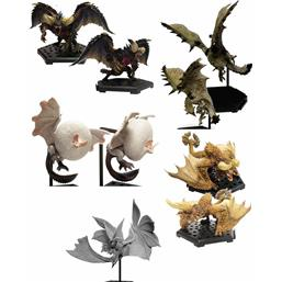 Monster Hunter: Monster Hunter Trading Figures 10 - 15 cm CFB MH Standard Model Plus Vol. 10 Assortment (6)