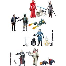 Star Wars Force Link Action Figures 10 cm 4x 2-Packs 2017 Wave 2
