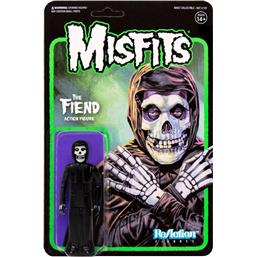 Misfits: Misfits ReAction Action Figure The Fiend Midnight Black 10 cm