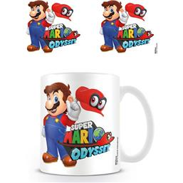 Super Mario Bros.: Mario with Cappy Krus