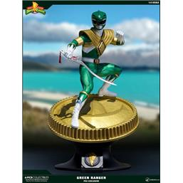 Power Rangers Statue 1/4 Green Ranger PCS Exclusive 58 cm