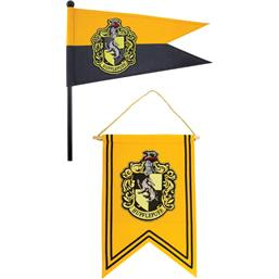 Harry Potter: Hufflepuff Banner og Flag