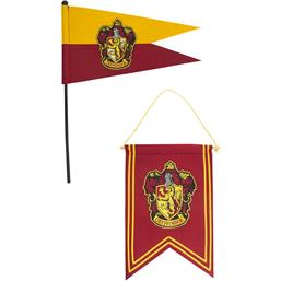 Harry Potter: Gryffindor Banner og Flag