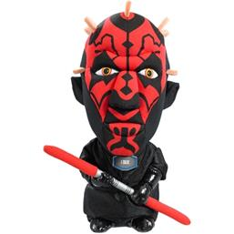 Star Wars: Talende Darth Maul Plys figur