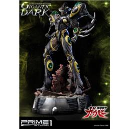 Guyver - The Bioboosted Armor: Guyver The Bioboosted Armor Statue Gigantic Dark 87 cm