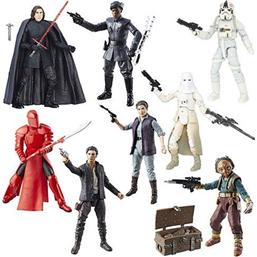 Star Wars: Star Wars Black Series Action Figures 15 cm 2017 Wave 8 8-pack