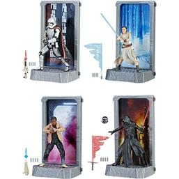 Star Wars: Star Wars Black Series Titanium Series Diecast Figures 10 cm 2017 Wave 2 4-pack