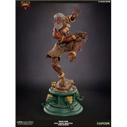Street Fighter: Street Fighter V Ultra Statue 1/4 Dhalsim Yoga Master Exclusive 62 cm