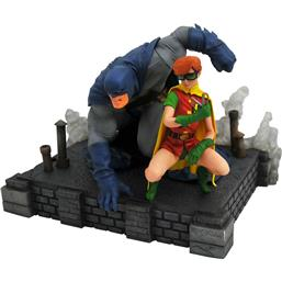 The Dark Knight Returns DC Comic Gallery PVC Statue Batman & Robin 20 cm