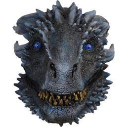 Game Of Thrones: Game of Thrones Latex Mask White Walker Dragon