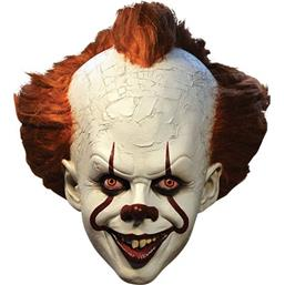 IT: Stephen King's It 2017 Latex Mask Pennywise Deluxe Edition