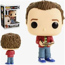 Big Bang Theory: Stuart POP! TV Vinyl Figur (#782)
