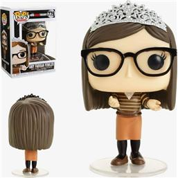 Big Bang Theory: Amy POP! TV Vinyl Figur (#779)