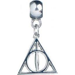 Deathly Hallows Charm (sølv belagt)