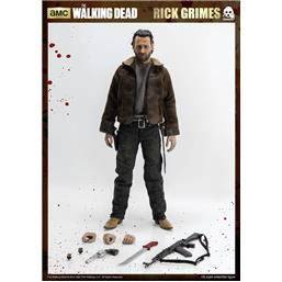 Walking Dead: Rick Grimes Skala 1/6 Figur Movie Edition