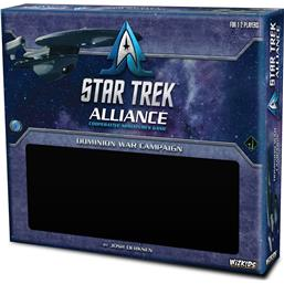 Star Trek: Alliance Cooperative Miniatures Game Dominion War Campaign *English Version*