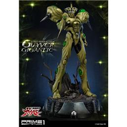 Guyver - The Bioboosted Armor: Guyver The Bioboosted Armor Statue 1/4 Guyver Gigantic 85 cm