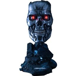 Terminator: Terminator 2: Judgment Day Replica 1/1 T-800 Endoskeleton Mask 46 cm
