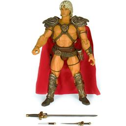 Rebel Leader He-Man Collector's Choice William Stout Collection Action Figure 18 cm