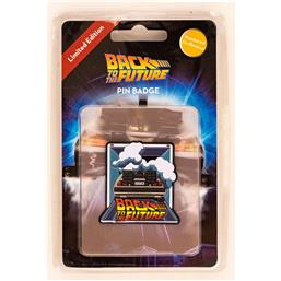 Back To The Future: DeLorean Pin Badge