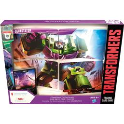 Transformers: Transformers TCG Devastator Deck english