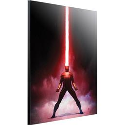 Marvel: Cyclops Wooden Wall Art by Adi Granov 40 x 60 cm