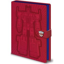 Transformers: Optimus Prime A5 Notesbog