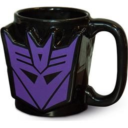 Transformers: Decepticon Shield 3D Krus