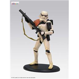 Star Wars: Star Wars Elite Collection Statue Sandtrooper 17 cm
