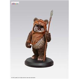 Star Wars: Star Wars Elite Collection Statue Wicket 9 cm