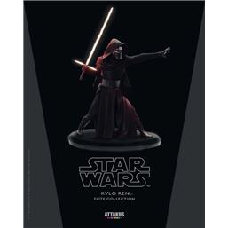 Star Wars: Star Wars Episode VII Elite Collection Statue Kylo Ren 21 cm