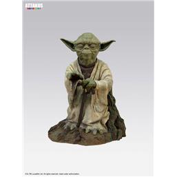 Star Wars: Star Wars Episode V Elite Collection Statue Yoda on Dagobah 23 cm