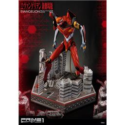Neon Genesis Evangelion Statue EVA Production Model-02 74 cm
