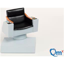 Star Trek: Star Trek TOS Replica 1/6 Captain's Chair 20 cm