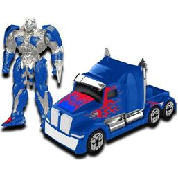 Transformers The Last Knight Diecast Model 1/64 Optimus Prime Robot